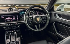 Porsche 911 Turbo S 2020 4K Interior