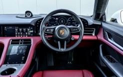 Porsche Taycan Turbo S 2020 5K Interior