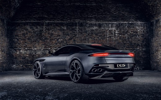 Q by Aston Martin DBS Superleggera 007 Edition 2020 5K 2