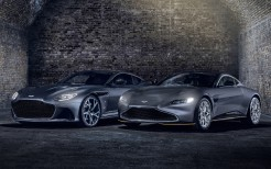 Q by Aston Martin DBS Superleggera 007 Edition Q by Aston Martin Vantage 007 Edition 2020 5K