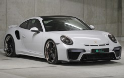 Regula Exclusive Porsche 911 Turbo S 2020 5K