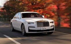 Rolls-Royce Ghost 2020 5K