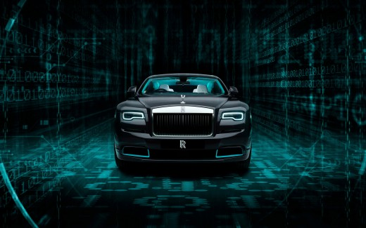Rolls-Royce Wraith Kryptos Collection 2020 4K 8K 2
