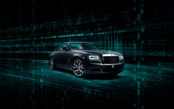 Rolls-Royce Wraith Kryptos Collection 2020 5K