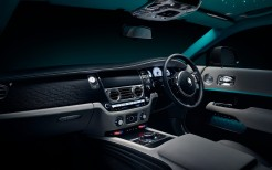 Rolls-Royce Wraith Kryptos Collection 2020 5K Interior