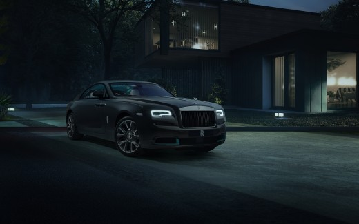 Rolls-Royce Wraith Kryptos Collection 2021 4K
