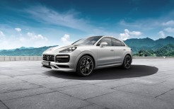 TechArt Porsche Cayenne Coupé 4K