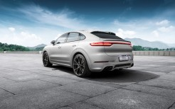 TechArt Porsche Cayenne Coupé 4K 2