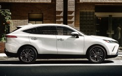 Toyota Harrier 2020 5K