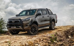 Toyota Hilux Rogue Double Cab 2020 5K