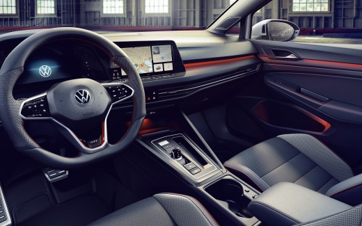 Volkswagen Golf GTI Clubsport 2020 5K Interior