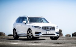 Volvo XC90 T8 Twin Engine Inscription 2020 4K