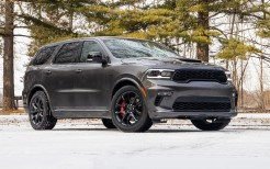 2021 Dodge Durango SRT 392 Black Package