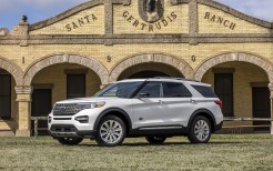 2021 Ford Explorer King Ranch 5K