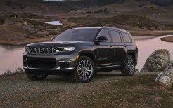 2021 Jeep Grand Cherokee L Summit 2