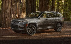 2021 Jeep Grand Cherokee L Summit 4