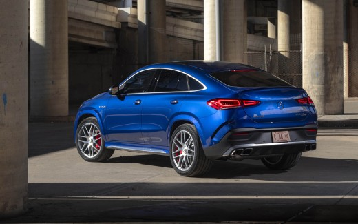 2021 Mercedes-AMG GLE 63 S 4MATIC+ Coupe 5K