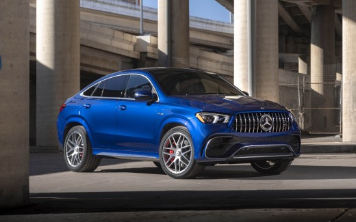 2021 Mercedes-AMG GLE 63 S 4MATIC+ Coupe 5K 3