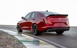 2022 Cadillac CT4-V Blackwing 5K 2
