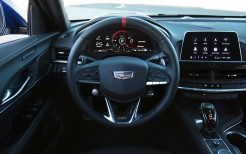 2022 Cadillac CT4-V Blackwing 5K Interior