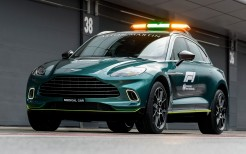 Aston Martin DBX F1 Medical Car 2021 5K