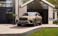 Bentley Bentayga Hybrid 2021 5K