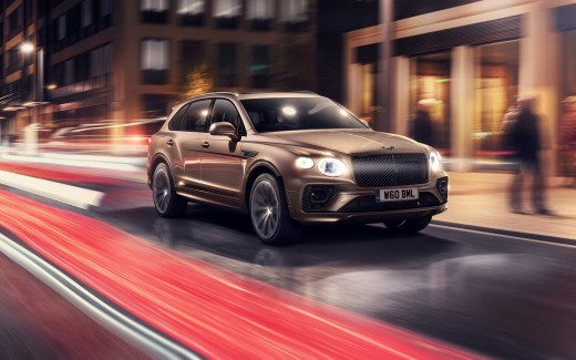 Bentley Bentayga Hybrid 2021 5K 8
