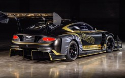 Bentley Continental GT3 Pikes Peak 2021 4K 3