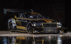 Bentley Continental GT3 Pikes Peak 2021 5K