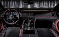 Bentley Continental GT Speed 2021 5K Interior