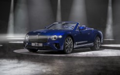 Bentley Continental GT Speed Convertible 2021 4K