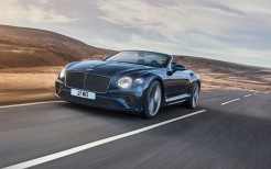 Bentley Continental GT Speed Convertible 2021 4K 2