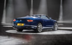 Bentley Continental GT Speed Convertible 2021 4K 3