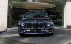 Bentley Flying Spur V8 First Edition 2021 4K 2