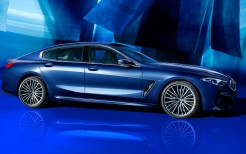 BMW 8 Series Gran Coupé Collector's Edition 2021 4K 7