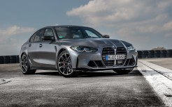 BMW M3 Competition xDrive 2021 5K 2
