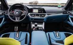 BMW M4 Competition Interior 5K
