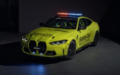 BMW M4 Competition MotoGP Safety Car 2021 4K 8K