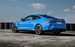 BMW M4 Competition xDrive 2021 5K 2