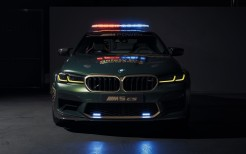 BMW M5 CS MotoGP Safety Car 2021 5K