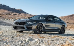 BMW M8 Competition Gran Coupé 4K