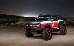 Ford Bronco 4600 Race Truck 2021 5K