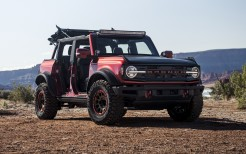 Ford Custom Bronco 4-door Outer Banks 2021 5K