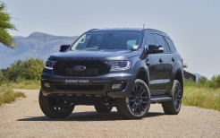 Ford Everest Sport 2021 4K
