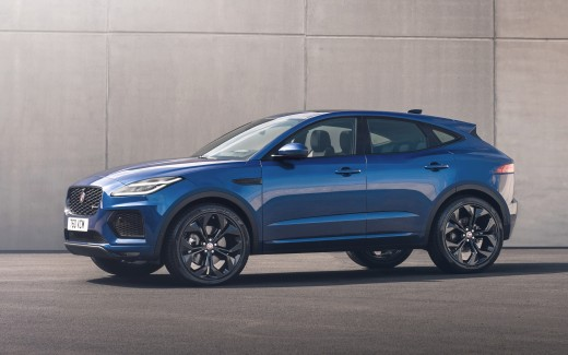 Jaguar E-Pace R-Dynamic Black Pack 2021 5K 2