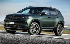 Jeep Compass 4xe 80th Anniversary 2021 5K