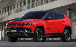 Jeep Compass Trailhawk 4xe 2021 5K