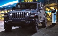 Jeep Wrangler Unlimited Rubicon 4xe 2021 5K