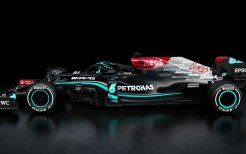 Mercedes-AMG F1 W12 E Performance 2021 4K