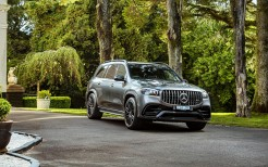 Mercedes-AMG GLS 63 4MATIC+ 2021 4K